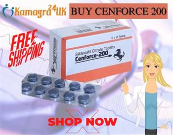 Explain The Composition of Cenforce 200 Mg?