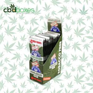 Get Custom CBD Wraps Packaging Boxes at Wholesale rates