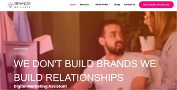 Professional Digital marketing Company in New York| Brands Brilliant