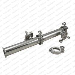 Sanitary Tri Clamp Parts  Stainless Steel Sanitary Brewing Equipment