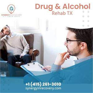 Drug and Alcohol Rehab TX in USA