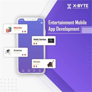 Top AI and ML Solutions for Entertainment Industry | X-Byte Enterprise Solutions