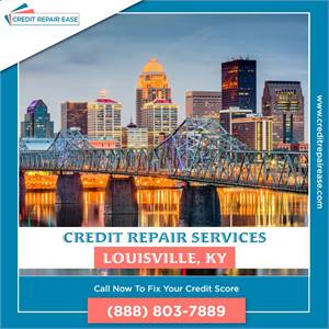 How to Fix bad Credit Score in Louisville/Jefferson County? - (888) 803-7889