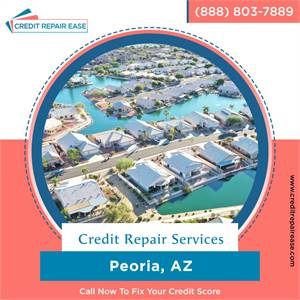 Clean Up Your Credit Report in Peoria, AZ