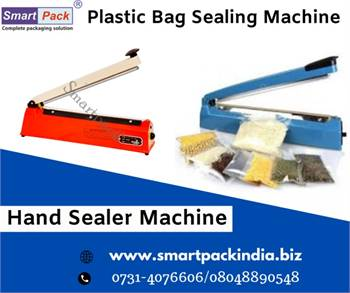 Plastic Bag Sealing Machine