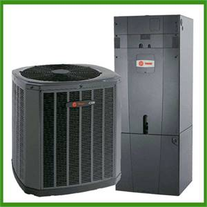 Trane 3 Ton 18 SEER V/S Heat Pump Communicating System Includes Installation