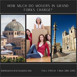 How Much do Movers in Grand Forks Charge?