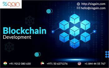 Top Blockchain App Development Company in Florida, USA | SISGAIN
