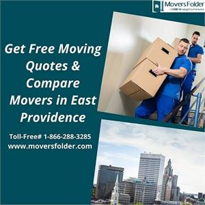 Get Free Moving Quotes & Compare Movers in East Providence