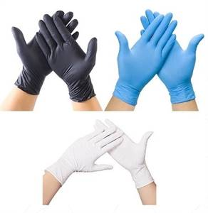 Buy Disposable Latex Nitrile VGloves Powder-free