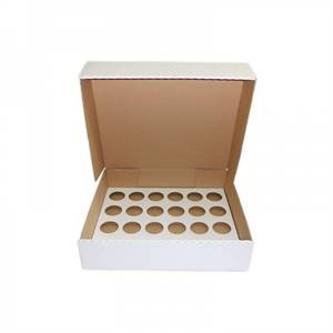 Get Upto 40% Discount on Cupcake Boxes Wholesale