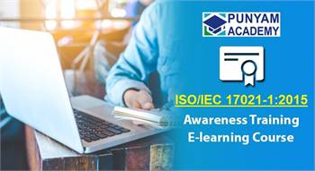 ISO  17021 Awareness Training- E-Learning Course