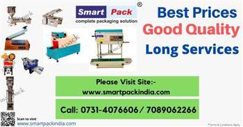 Plastic Pouch Heating sealing Machine