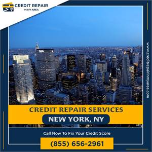 Best Offers in Credit repair New York, NY