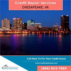 Credit Repair in Chesapeake, VA