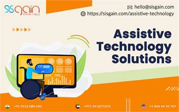 Best Assistive Technology Software Service in Georgia, USA | SISGAIN