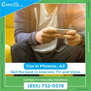 Cox Cable Packages in Phoenix, AZ