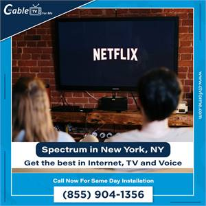 Compare Prices and Plans for internet in your area now! New York, NY