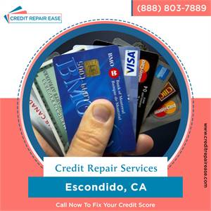 Best credit repair to buy a house in Escondido