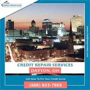 How to fix your bad credit in Dayton