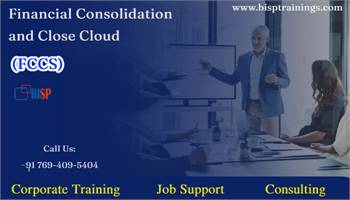 Learn Financial Consolidation and Close Cloud (FCCS)