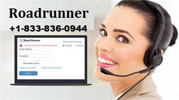 Roadrunner Tech Support Number 1-833-836-0944 | Toll Free Number