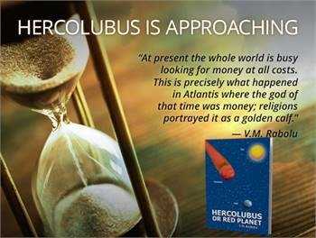 HERCOLUBUS OR RED PLANET A REVEALING BOOK
