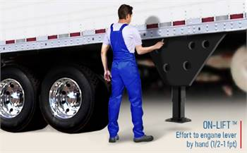 Eliminate Driver Injuries by Introducing Patriot Lift Automated Landing Gear