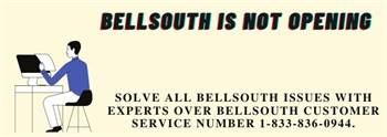 Why My Bellsouth Mail is Not Opening? 1-833-836-0944