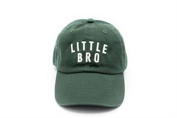 Hunter Green Little Bro Hat