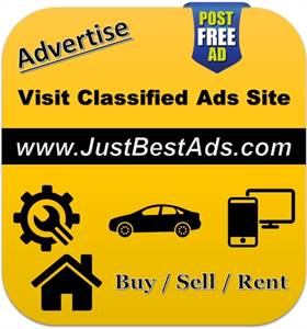 Best Free Classified Ads Site - JustBestAds
