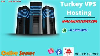Powerful Turkey VPS Hosting Plans with Onlive Server