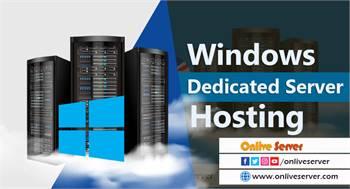 Pick Windows Dedicated Server Hosting Plans by Onlive Server