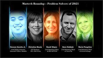 Top Martech Leaders RoundUp
