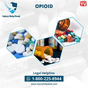 COMPENSATION IN LAWSUITS AGAINST OPIOID MANUFACTURERS