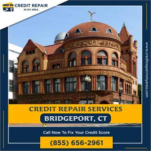 Get free credit Repair Services in Bridgeport