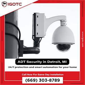 Get Security Camera and Surveillance Systems in Detroit, MI
