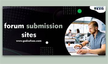 Forum Submission Site