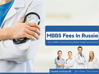 russia medical college fees structure