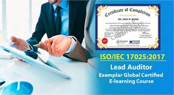 ISO/IEC 17025 lead auditor training.