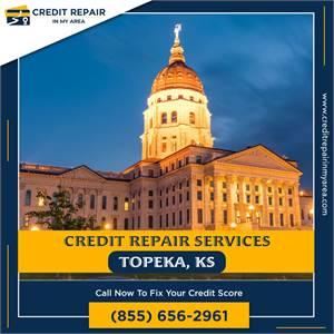 Free Credit Repair Consultation in Topeka, KS