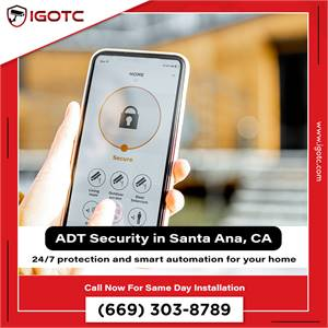 Bolster your Home Security System in Santa Ana, CA