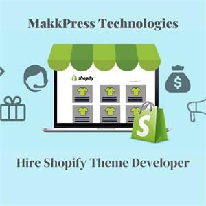 Hire Shopify Theme Developer