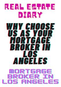 Mortgage Broker In Los Angeles