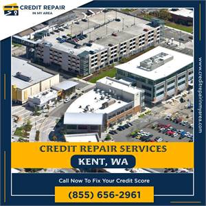 Free consultation for credit repair services in Kent