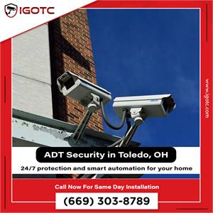 Choice Your Best Home Security Systems in Toledo