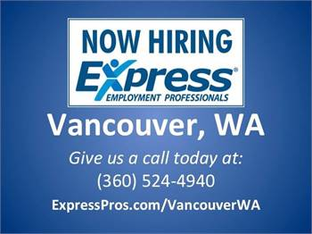 Express Employment Professionals of Vancouver, WA
