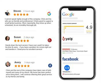 How to Get More 5-Star Online Reviews? - Zurvia Android Review App