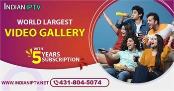 IPTV Under $5/Month, Over 600 Desi Channels