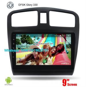 DFSK Glory 330 Dongfeng Sokon Radio Car Android wifi GPS Navigation
